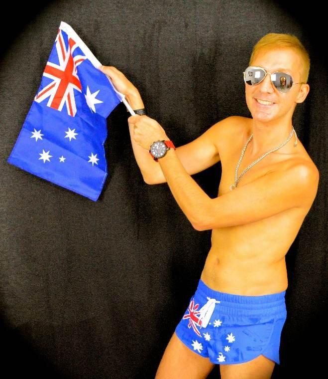 GayPersia from Queensland,Australia
